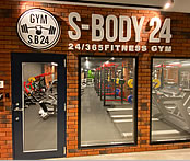 S-BODY24 24/365 FITNESS GYM